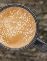 How to make a latte at home with Oregon Café
