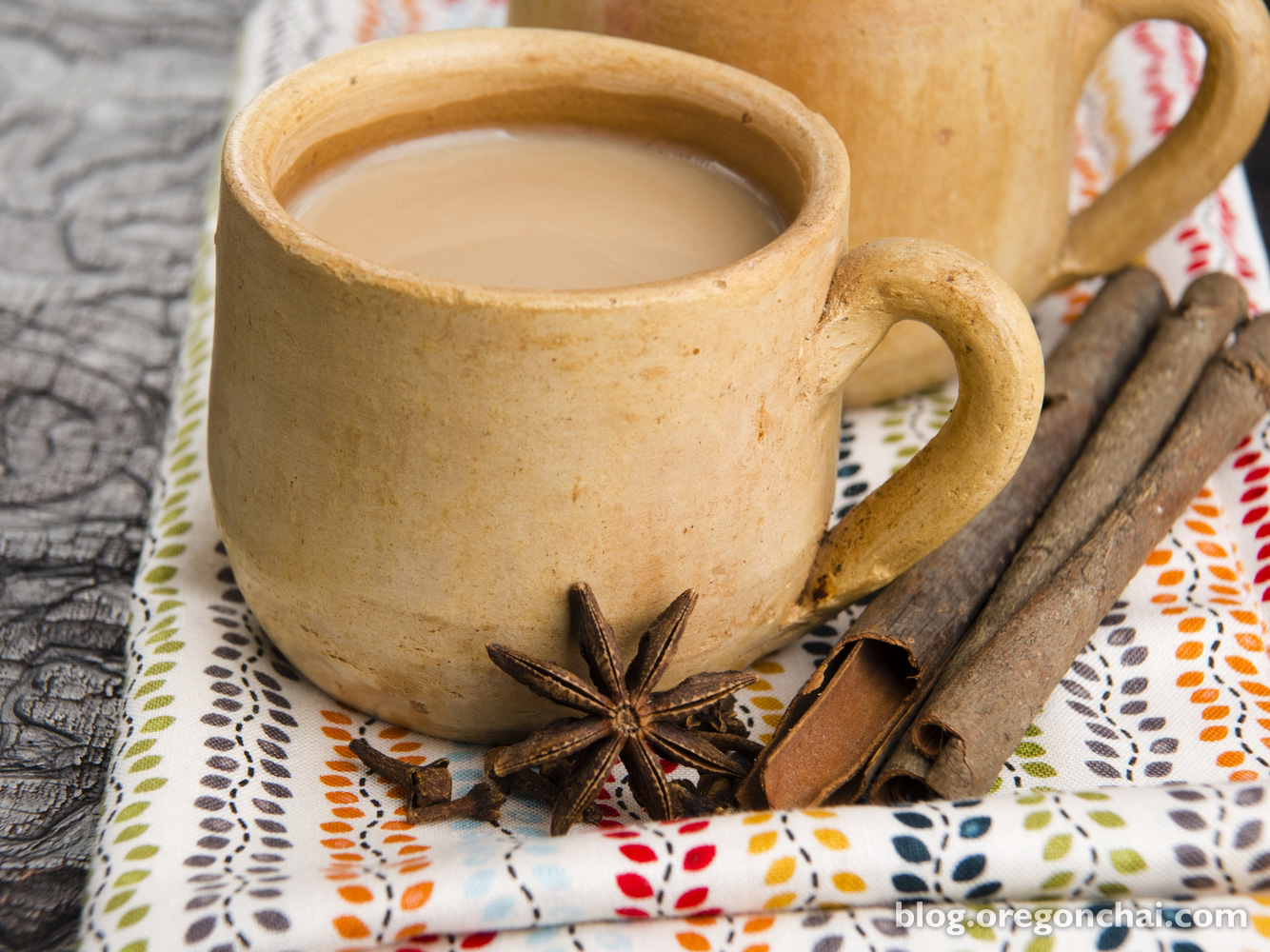 ... of chai with our just-add-water chai tea and chai tea latte recipes