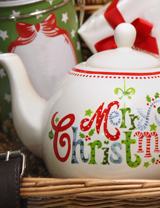 Handcrafted Holiday Gift Basket Ideas
