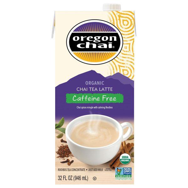 Caffeine Free Chai Concentrate
