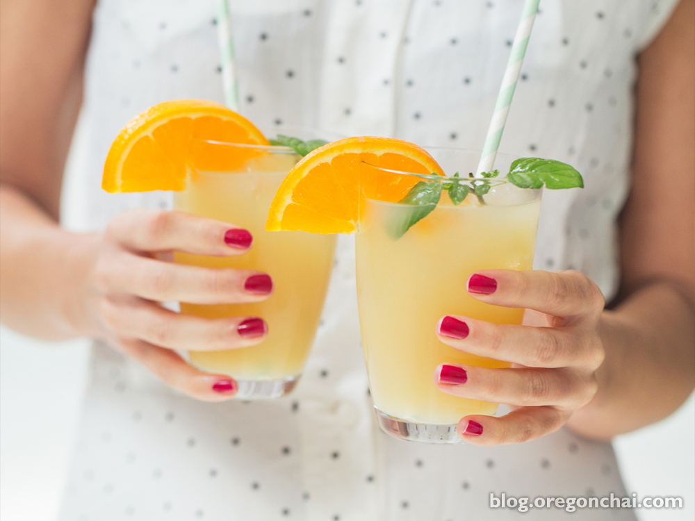 Spring Drink Recipes to Make Your Taste Buds Bloom
