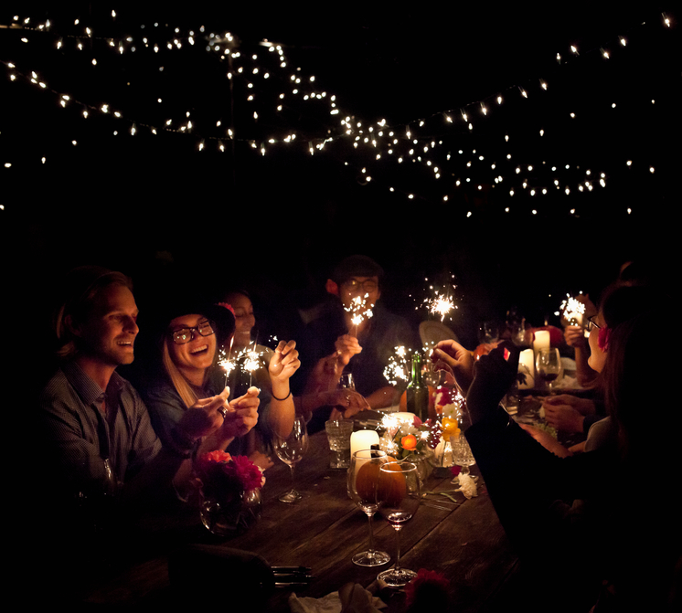Summer hasn't slipped away quite yet. Five ways to enjoy those cool end-of-summer nights.