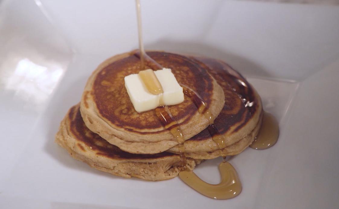 Chai Spice Pancake 2