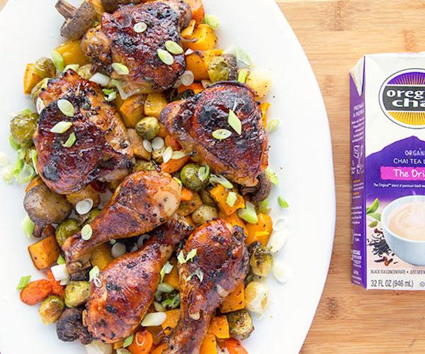 Chai Marinated Chicken