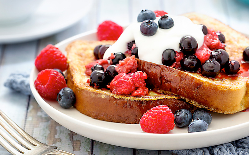 Chai French Toast