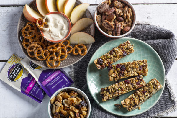 Back to School Chai Snack Recipes